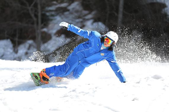 Snowboard Instructor Private All Ages - All Levels