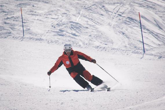 Private Ski Lessons for Adults - December & April Special