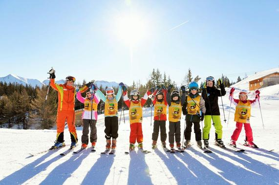 Kids Ski Lessons (4-16 y.) for Advanced Skiers - Full Day