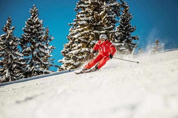 Ski Lessons for Teens & Adults for Advanced Skiers