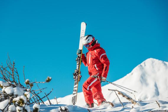 Ski Lessons for Teens & Adults for Beginners