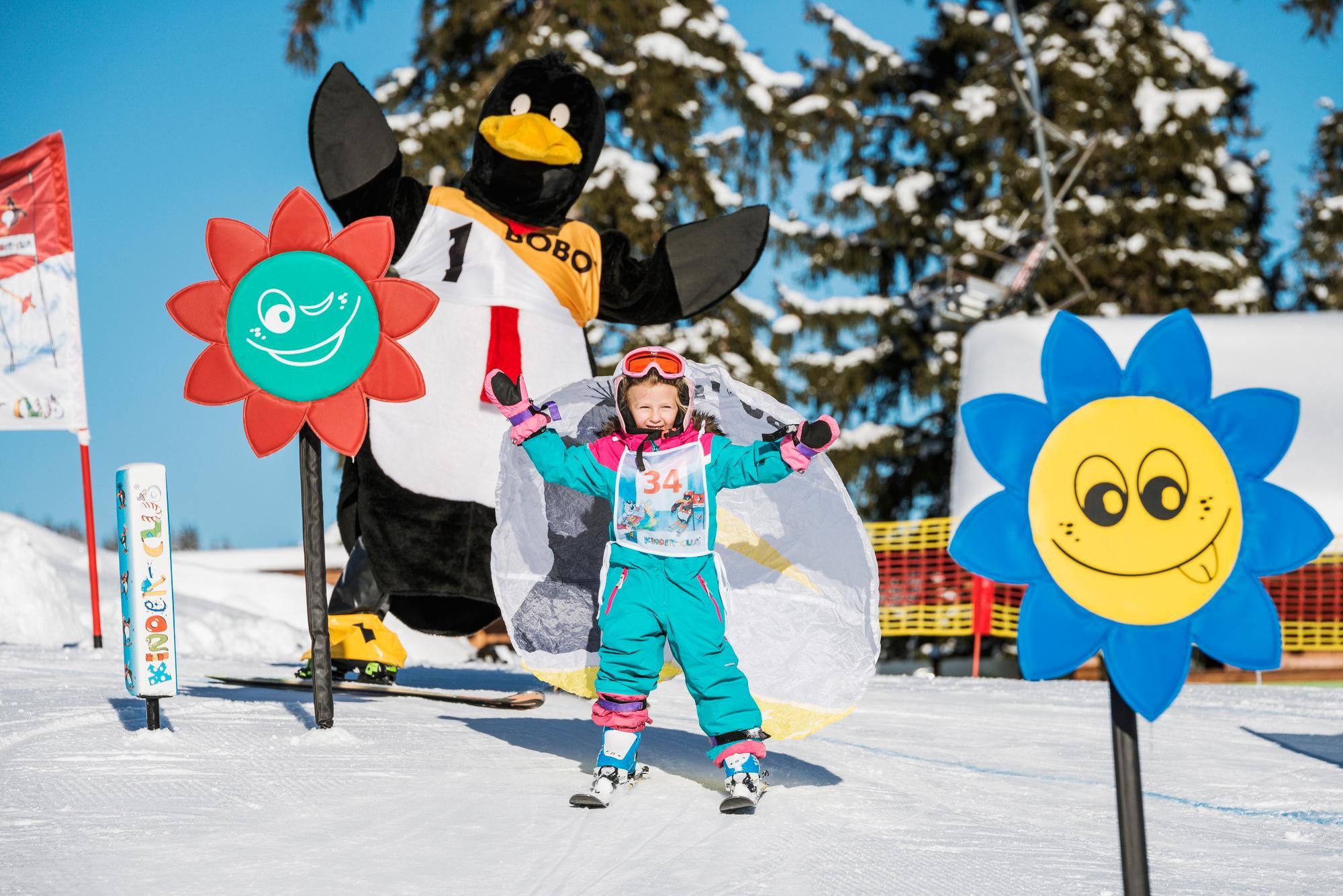 Kids Ski Lessons MAX 4