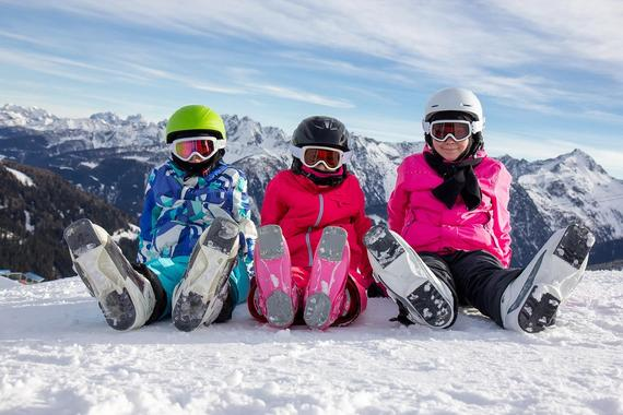 Ski Lessons for Kids (from 5 years) - All Levels