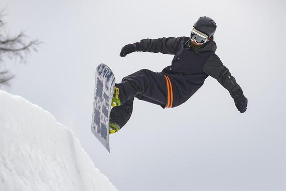 Snowboarding Freestyle Coaching Private