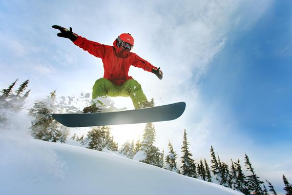 Private Freestyle Snowboarding Lessons