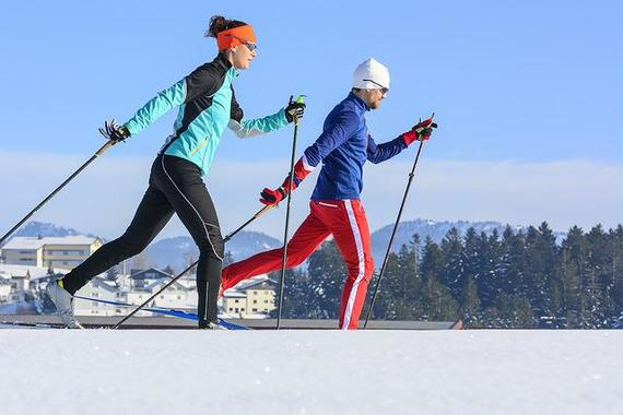 Private Cross Country Skiing Lessons for All Levels