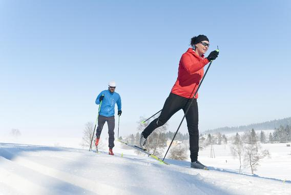 Cross Country Skiing Lessons for All Levels