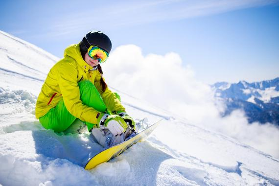 Introductory Snowboarding Lessons (from 8 years)