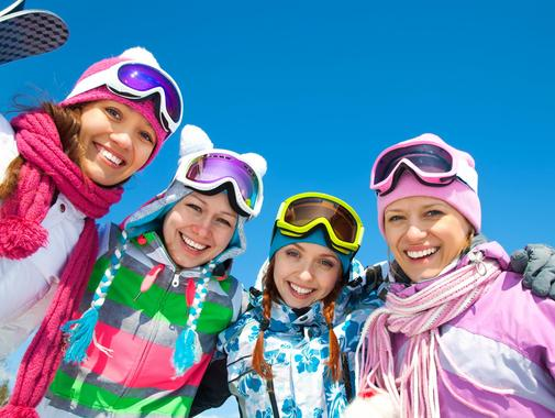 Private Ski Lessons for Adults ?Friends select?