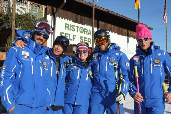 Ski Lessons for Adults - Holidays - Advanced