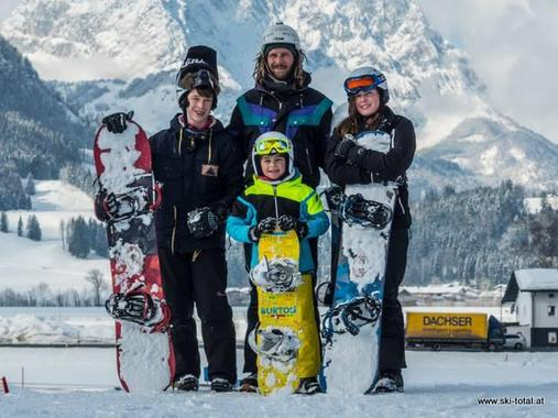Private Snowboarding Lessons for Advanced Boarders