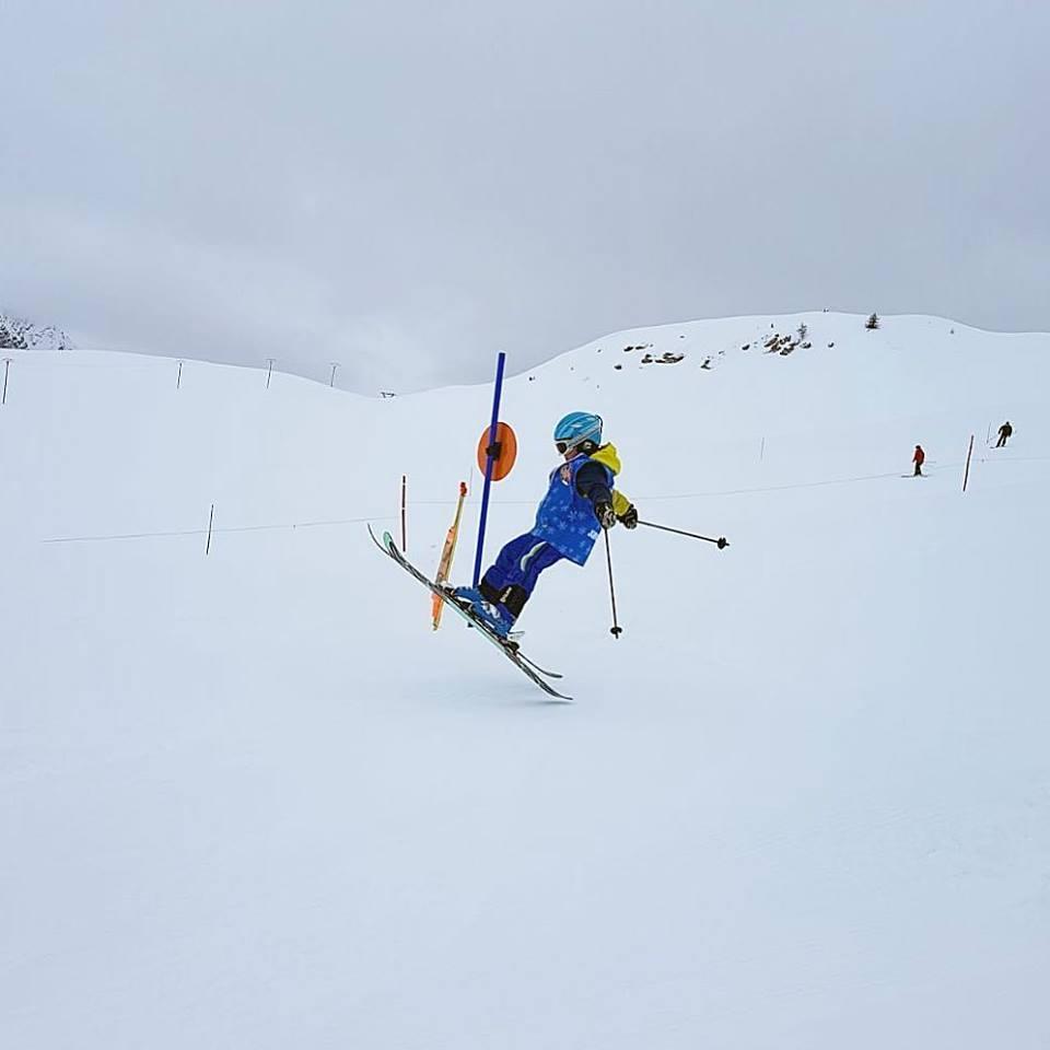 Ski Instructor Private for Kids