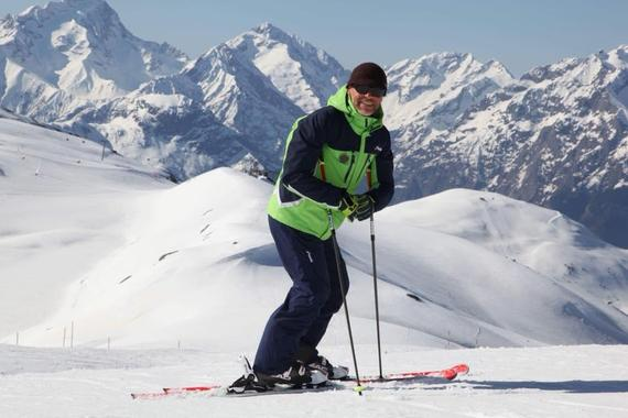 Private Ski Lessons for Adults - Holiday - All Levels