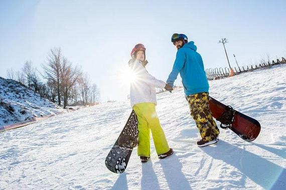 Private Snowboarding Lessons for Families