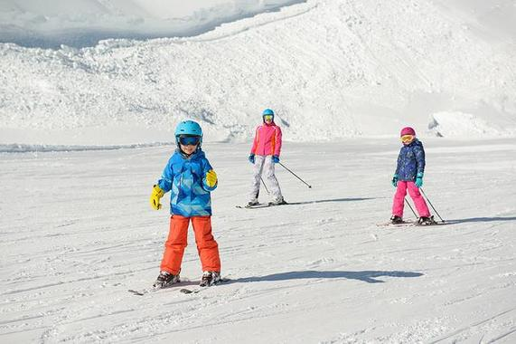 Kids Ski Lessons (5-14 y.) for All Levels - Low Season