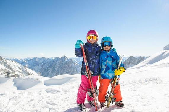 Ski Lessons for Kids (7-12 years)