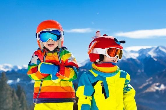 Private Snowboarding Lessons for Small Kids