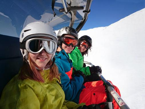Private Ski Lessons for Adults - Full Day