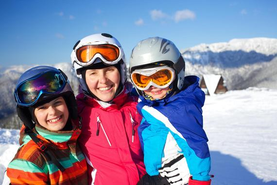 Private Ski Lessons for Kids of All Ages - Holidays