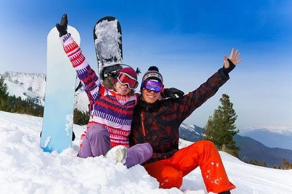 Private Snowboarding Lessons for Kids