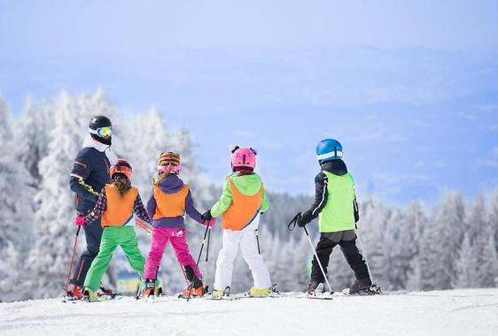 Ski Lessons for Kids (4-6 years)