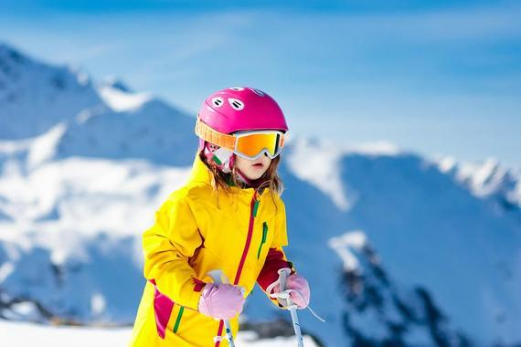 Ski Lessons for Kids (6-12 years) - Holidays - First Timer