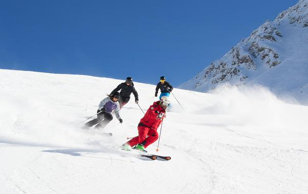 Teen & Adult Ski Lessons for All Levels