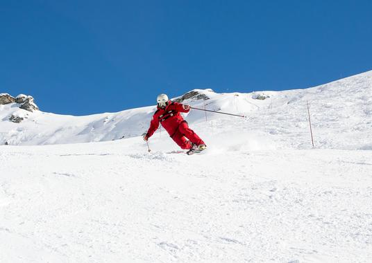 Private Telemark Skiing Lessons for All Levels