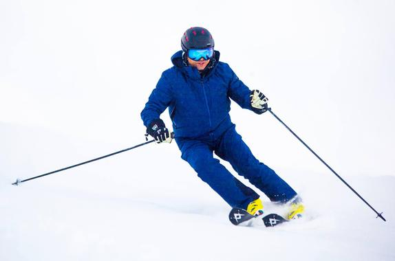 Ski Instructor Private for Adults - Afternoon - All Levels