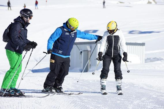 Adults Ski Lessons