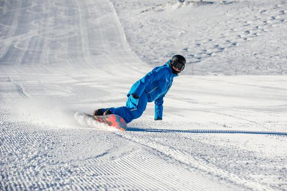Private Snowboarding Lessons for All Levels - Full Day