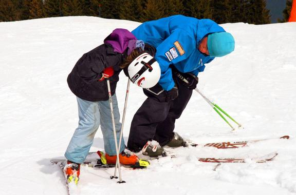 Private Ski Lessons for Kids - Chamonix - All Levels