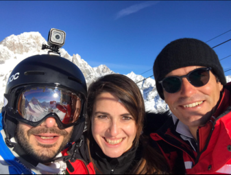Ski Private Instructor Afternoons for Adults - All Levels