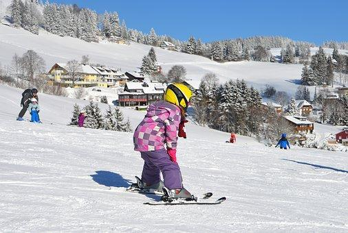 Ski Instructor Private for Kids (2-5 years) - All Levels