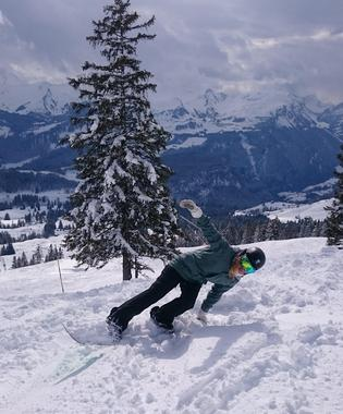 Private Snowboarding Lessons for Kids & Adults of all Levels