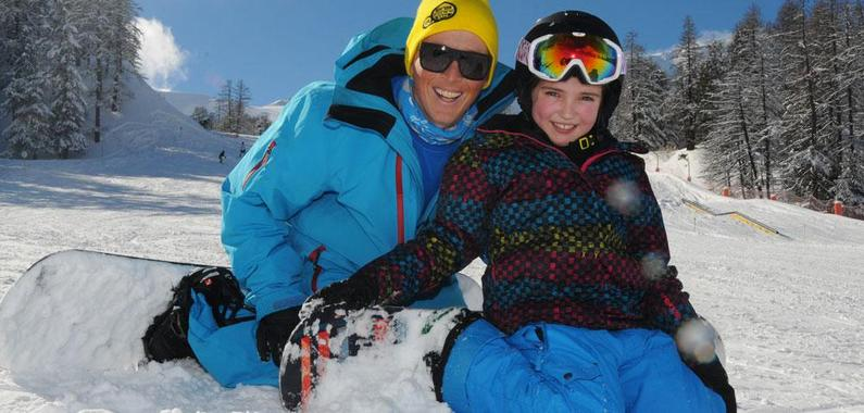 Snowboard Lessons for Kids & Teens (7-18 years) - All Levels