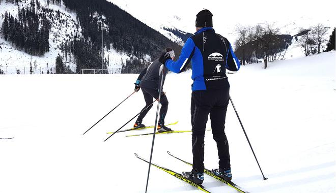 Trial Cross Country Skiing Lessons - Beginners