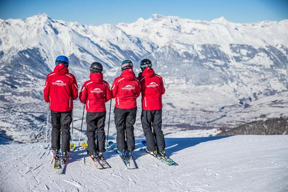 Teen & Adult Ski Lessons for First Timers