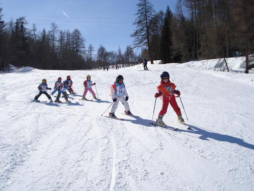 Ski Lessons for Kids (5-15 years) - With Experience