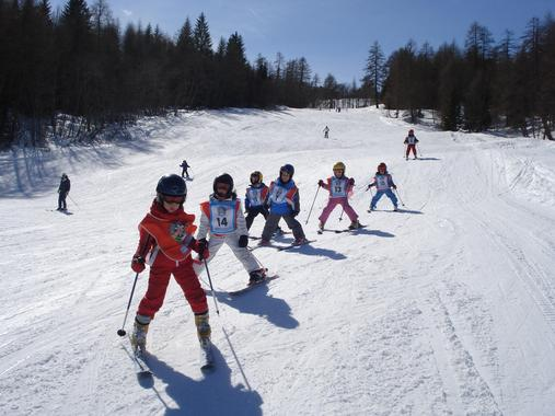 Ski Lessons for Kids (5-15 years) - Afternoon - All Levels