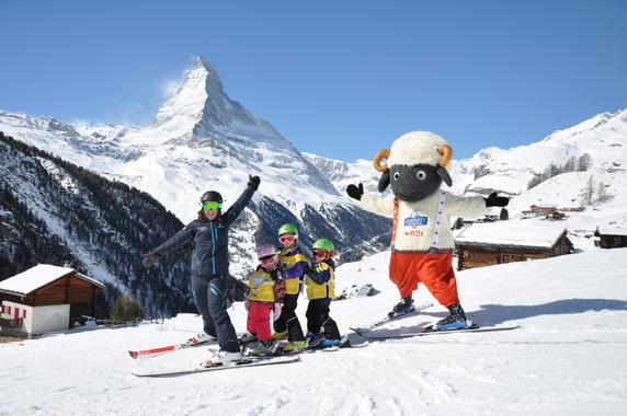 Ski Lessons for Kids (from 4 years) - First Timer