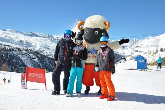 Ski Lessons for Teens (13-18 years) - Advanced