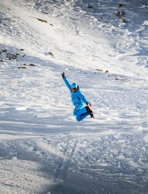 Freestyle Snowboarding Lessons for Adults for the Advanced