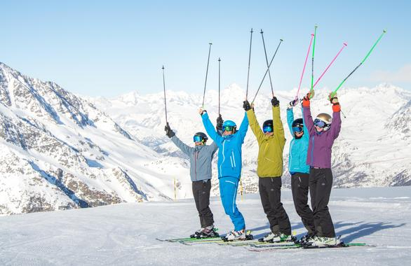 Trial Ski Lessons for Adults for Beginners