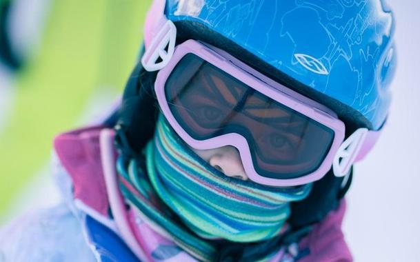 Ski Lessons for Kids (3-14 years) - Noon - All Levels