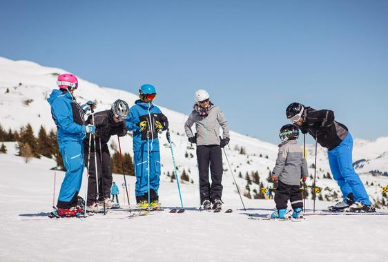 Ski Instructor Private for Families