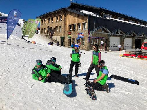 Adult Snowboarding Lessons for Experienced Boarders