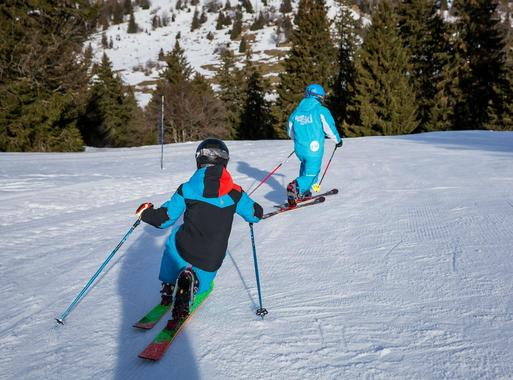 Private Telemark Lessons - All Levels