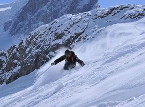 Off-Piste Skiing Lessons - All Levels