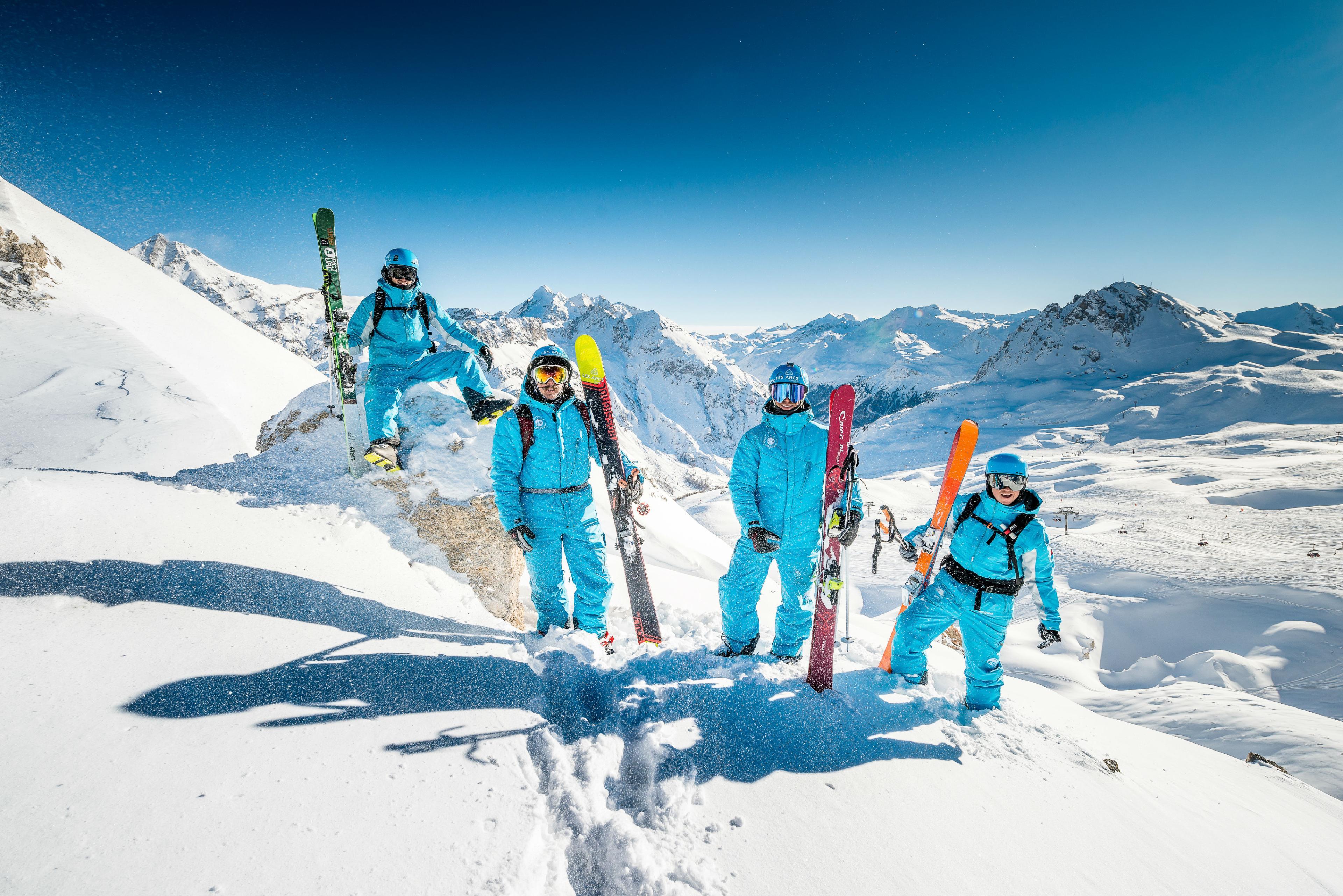 Ski Lessons for Adults - 2 Days - Beginner
